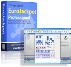 Il software Totoproject Eurojackpot