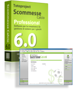 Software Scommesse